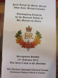 Queen's Jubilee Cover